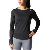 adidas Women's Sequencials Long Sleeve Running Shirt | DICK'S Sporting Goods
