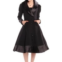 Veronica Coat Black