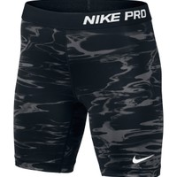 """Nike Women's 7"""" Pro Printed Compression Shorts"""