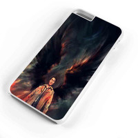 Supernatural Castiel With Wings  iPhone 6s Plus Case iPhone 6s Case iPhone 6 Plus Case iPhone 6 Case