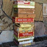 Collection of Cigar Boxes | 2Market2