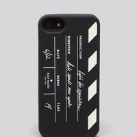 kate spade new york iPhone 5 Case - Director's Clapboard | Bloomingdale's