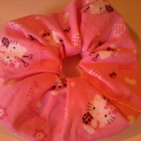 Hair Scrunchie Hello Kitty