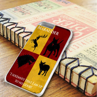 House Marauder Game Of Thrones iPhone 6 Plus | iPhone 6S Plus Case