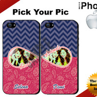 Infinity Best Friends iPhone Case -Photo iPhone Case , Best Friends Iphone Case, Two Case Set, Best Friends Iphone Case, Iphone 4, Iphone 5