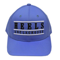Lax Unlimited Heels 3 Bar Hat - Carolina Blue | Lacrosse Unlimited