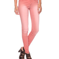 Premium Denim Colored Skinnies