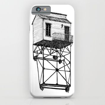 Isolated iPhone & iPod Case by Anton Marrast
