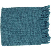 Tobias Throw ~ Teal