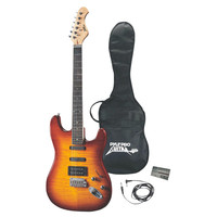 Professional 42'' Deluxe Sunburst Finish Electric Guitar