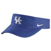 Kentucky Wildcats Nike Performance Training Visor – Royal Blue