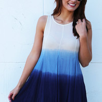 Ombre Summer Dress