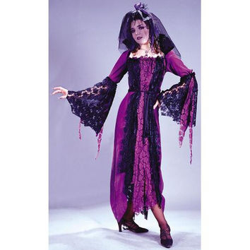 Women's Costume: Dracula Bride