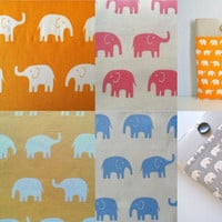 Elephant Laptop Case Padded with Pocket Custom Size for 11.6 to 15.6 inch Laptops