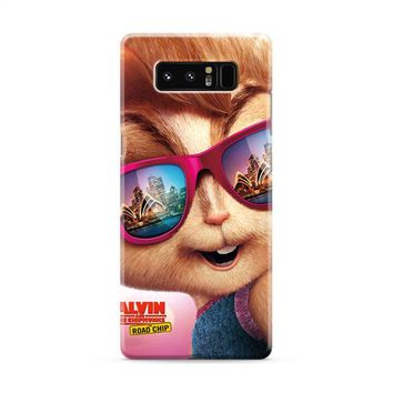 Alvin And The Chipmunks The Movies Glasses Sydney Samsung Galaxy Note 8 Case