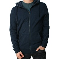 Fox Racing Men's Classix Full Zip Slim Fit Fleece Hoodie