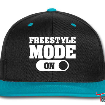 Freestyle Mode Snapback