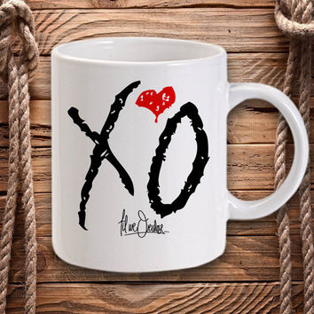 ON SALE The Weeknd XO Till We Overdose for Mug design by DarastyShop