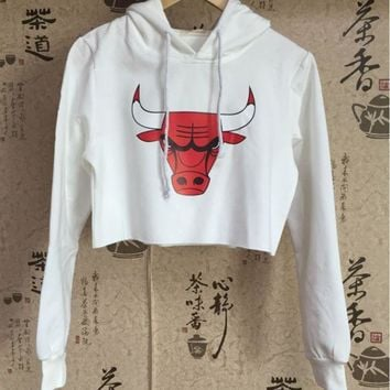 PEAPJ1A Bryant Lakers Bryant long sleeve sexy exposed navel sweater T basketball sweater