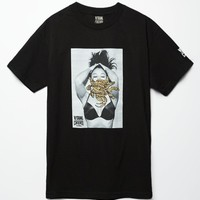 Visual by Van Styles - Crooks & Castles Tianna Gregory T-Shirt - Mens Tee - Black