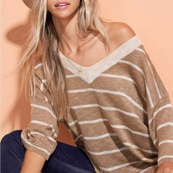 Winter Cardigan Open-Front Shawl Collar Cable Knit Solid Strips Sweater SML