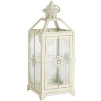 Medium Jeweled Lantern - White$12.00$15.00