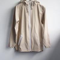 Rains Breaker Jacket | Sand