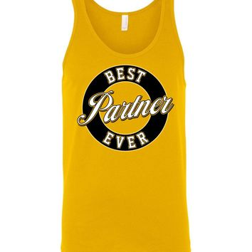 Best Partner Ever Unisex Tank