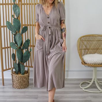 Lovesong Midi Dress