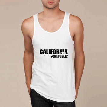 CALIFORNIA REPUBLIC 7 Tank Top