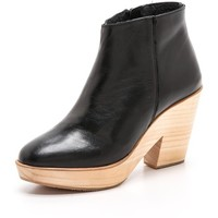 WHIT + Jacques Levine Baltic Booties