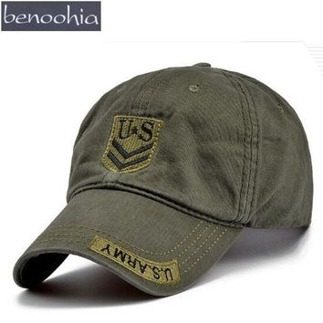 BBS136 Fashion US Air Force One Mens Baseball Cap Outdoor Army Green Tactical Caps Navy Seal Army Camo Snapback Hats