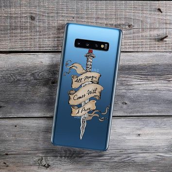 Magic Comes With a Price Samsung Galaxy Case