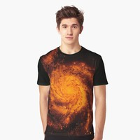 'Galaxy 22' Graphic T-Shirt by hypnotzd
