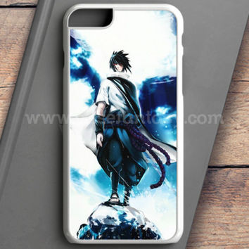 Uchiha Sasuke Sharingan Wallpaper iPhone 6 Case | casefantasy