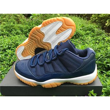 Air Jordan 11 Retro Low women men basketball Shoes sports sneakers-1