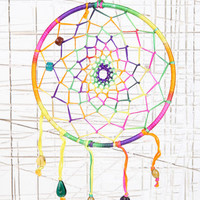Beci Orpin Dream Catcher in Rainbow at Urban Outfitters