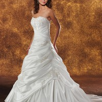 Bonny Classic 853 Pick Up Skirt Wedding Dress