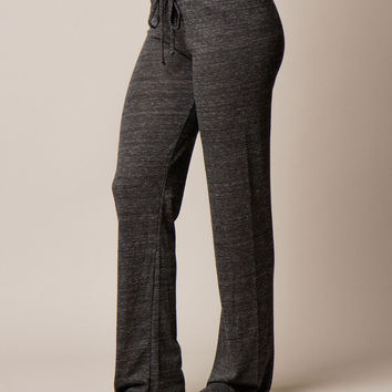 Eco-Heather Pants