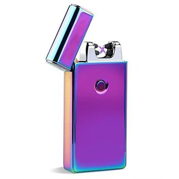 """Timeless"" Electric Dual Arc Lighter - Galaxy (5 Colors Available)"