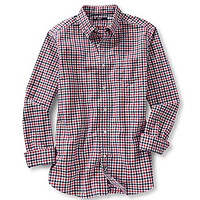 Cremieux Check Oxford Shirt