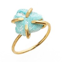 Junior Women's five and two 'Elle' Stone Ring