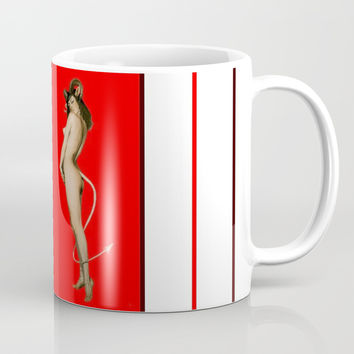 Lilith 3 Mug by Kathead Tarot/David Rivera