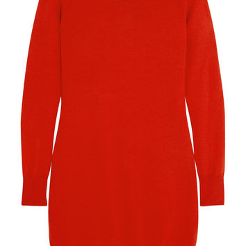 Matthew Williamson - Merino wool mini dress