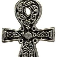 Celtic Ankh [AANKC] - $8.95 : Magickal Products, Crystals, Tarot Decks, Incense, and More!