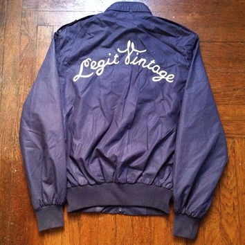 vintage members only jacket size 36