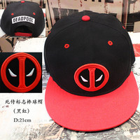 Marvel Deadpool SnapbackHat