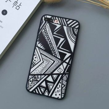 Fashion irregular pattern Phone Case Cover for Apple iPhone 7 7 Plus 5S 5 SE 6 6S 6 Plus 6S Plus + Nice gift box! LJ161007-005