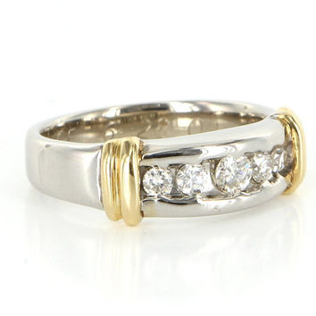 best mens estate diamond ring products on wanelo