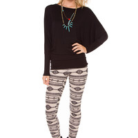 Explore Aztec Leggings